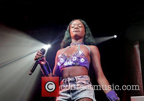 Azealia Banks, Liverpool and Academy 14