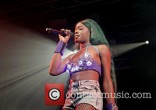 Azealia Banks, Liverpool and Academy 26