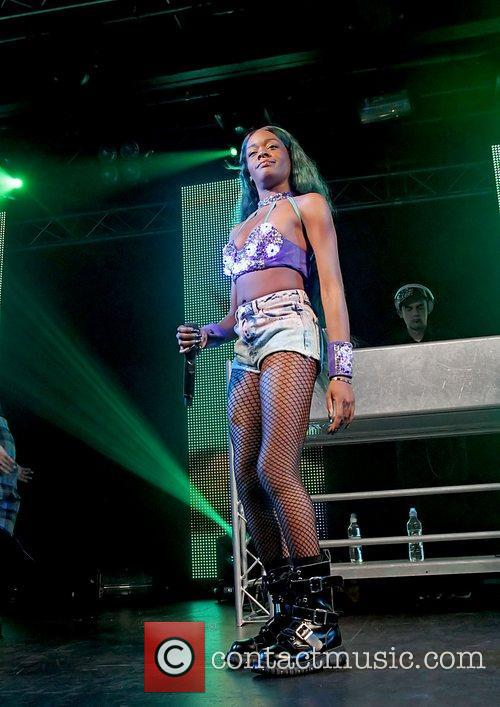 Azealia Banks, Liverpool and Academy 20