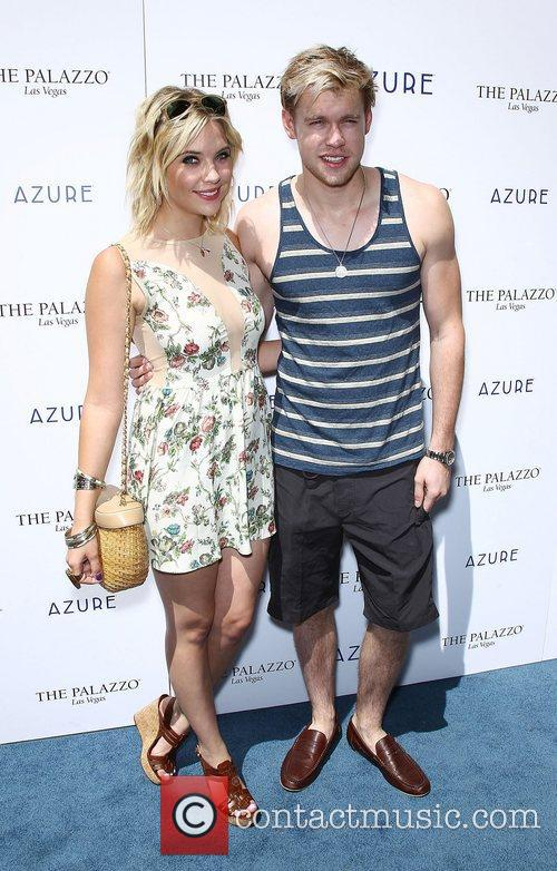 Ashley Benson and Chord Overstreet 2