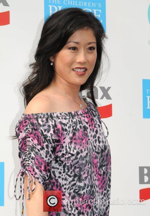 Kristi Yamaguchi 2012 Baby Buggy Bedtime Bash held...