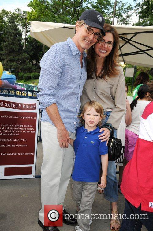 Kyle MacLauchian, Desire Gruber and Calium 2012 Baby...