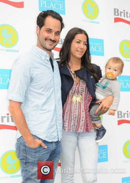 Rebecca Minkoff and son Luca  2012 Baby...