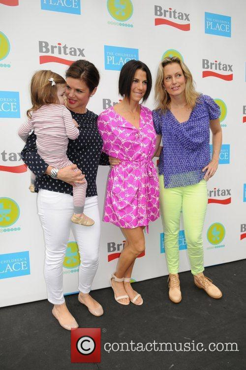Tiffani-amber Thiessen, Ali Wentworth, Seinfeld and Central Park 2