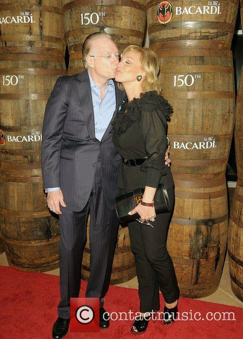Roy Black and Lea Black at the Bacardi...