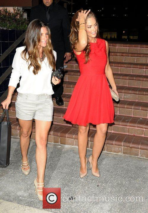 Minka Kelly and Celebration 4
