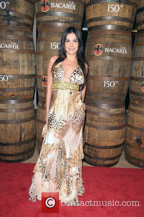 adriana de moura at the bacardi 150th 3706509