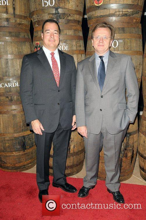 Bacardi Limited Chairman Facundo Bacardi and President of...