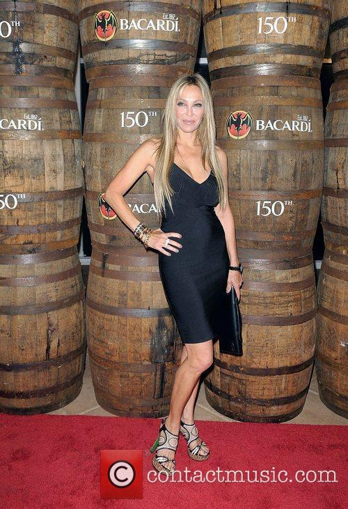 Lisa Pliner at the Bacardi 150th Anniversary Celebration...