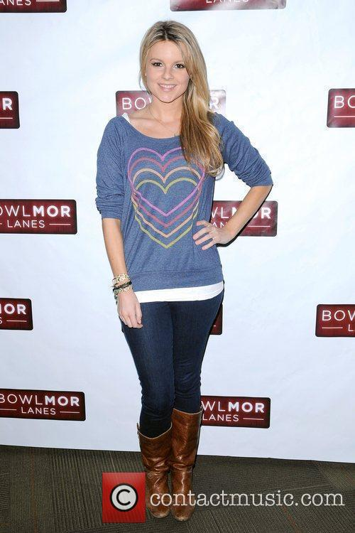 Ali Fedotowsky at the Z100 and Greenwich Village...