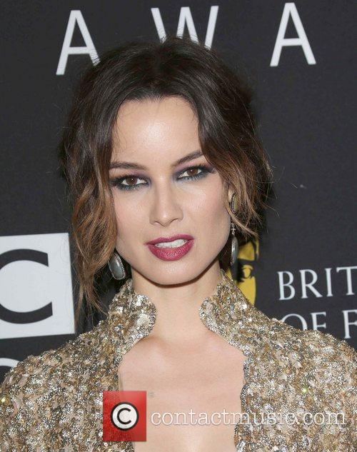 Berenice Marlohe and Beverly Hilton Hotel 3