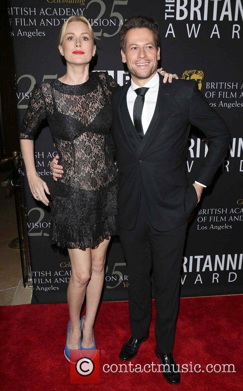 Attends the BAFTA Los Angeles 2012 Britannia Awards...