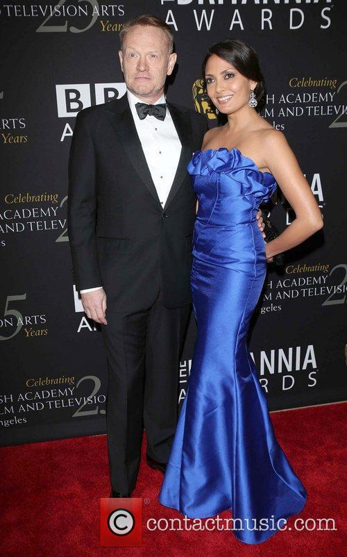 Jared Harris, Allegra Riggio and Beverly Hilton Hotel 10