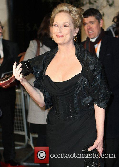 Meryl Streep and Bafta 2