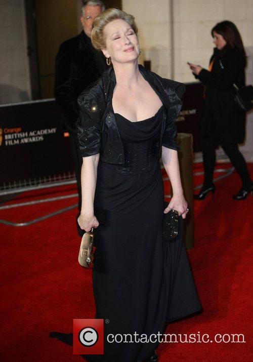 Meryl Streep and Bafta 3