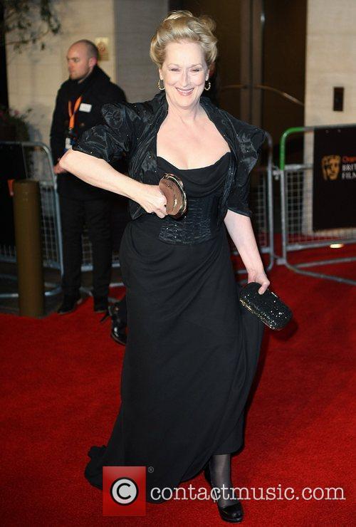 Meryl Streep and Bafta 4