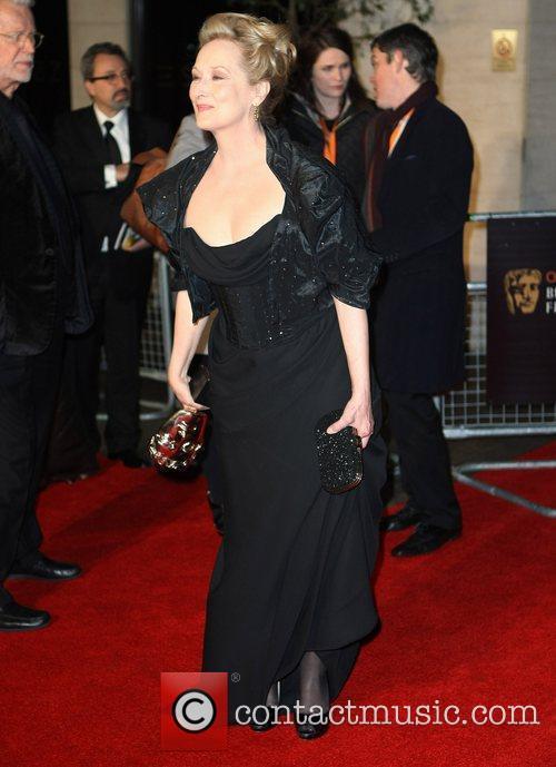 meryl streep orange british academy film awards 3725480