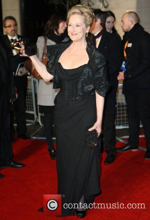 Meryl Streep and Bafta 7