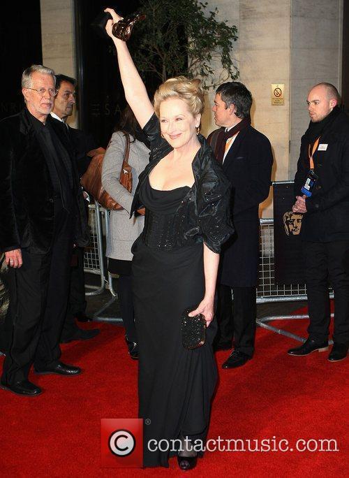 Meryl Streep and Bafta 9