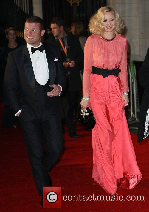 Fearne Cotton and Bafta 3