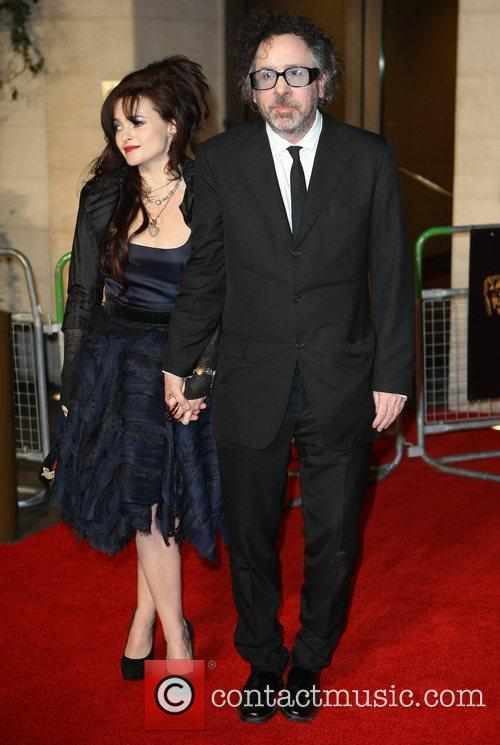 Tim Burton, Helena Bonham Carter and Bafta 2