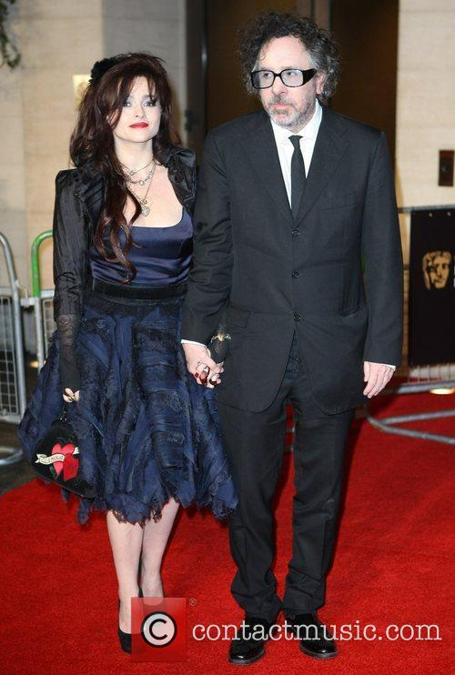 Tim Burton, Helena Bonham Carter and Bafta 3