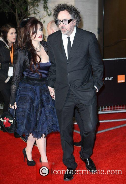 Tim Burton, Helena Bonham Carter and Bafta 4