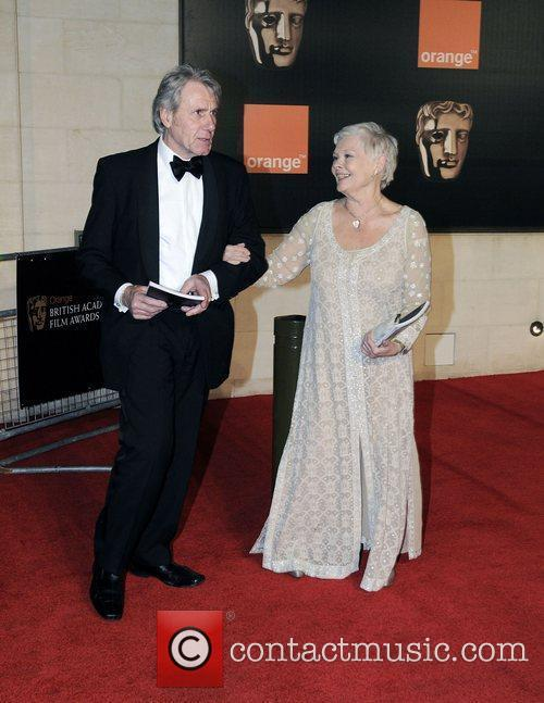 Judi Dench and Bafta 1