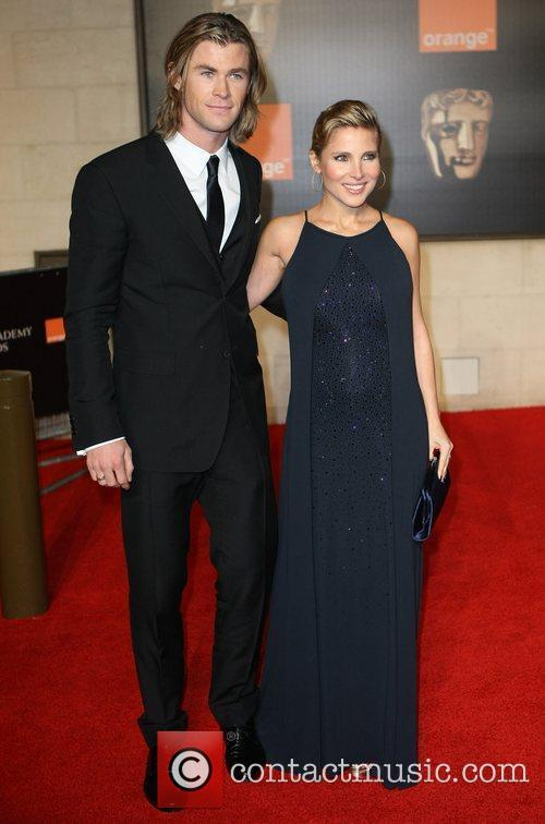 Elsa Pataky, Chris Hemsworth and Bafta 5