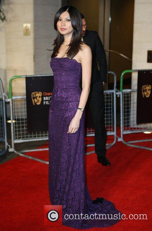 Gemma Chan and Bafta 3