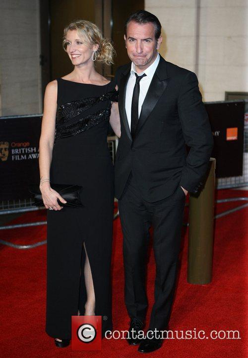 Jean dujardin orange british academy film awards baftas for Jean dujardin bafta