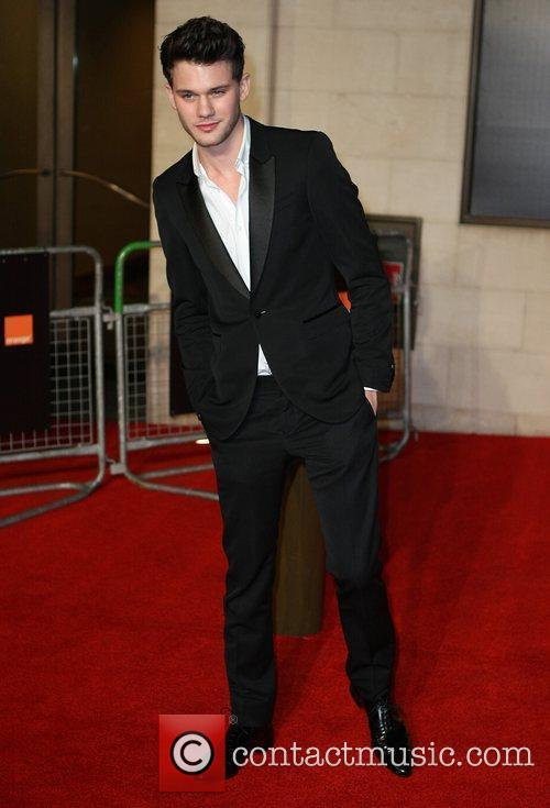 Jeremy Irvine and Bafta 2