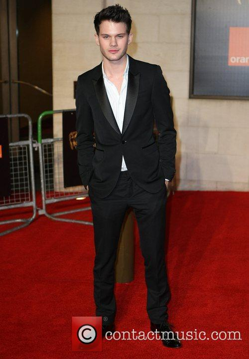 Jeremy Irvine and Bafta 3
