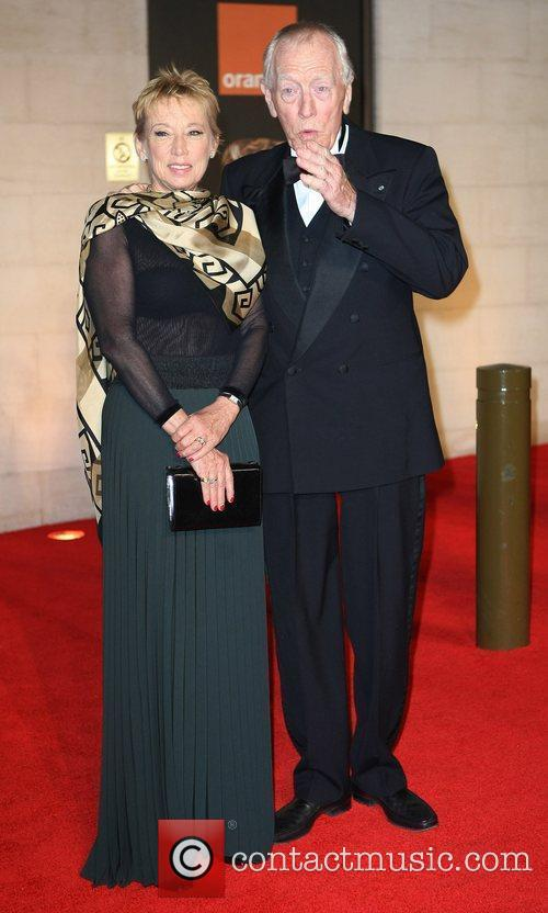 Max Von Sydow and Bafta 2
