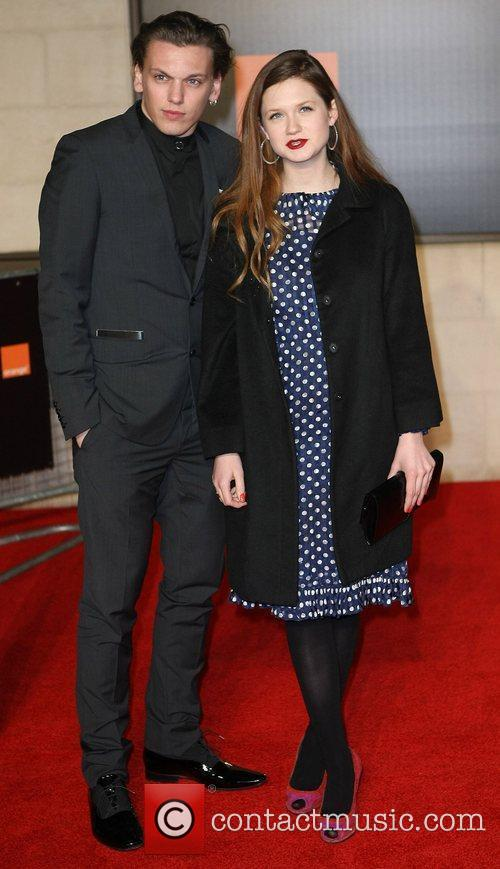 Jamie Campbell Bower, Bonnie Wright and Bafta 2