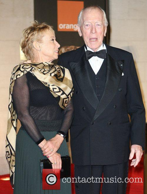 Max Von Sydow and Bafta 3