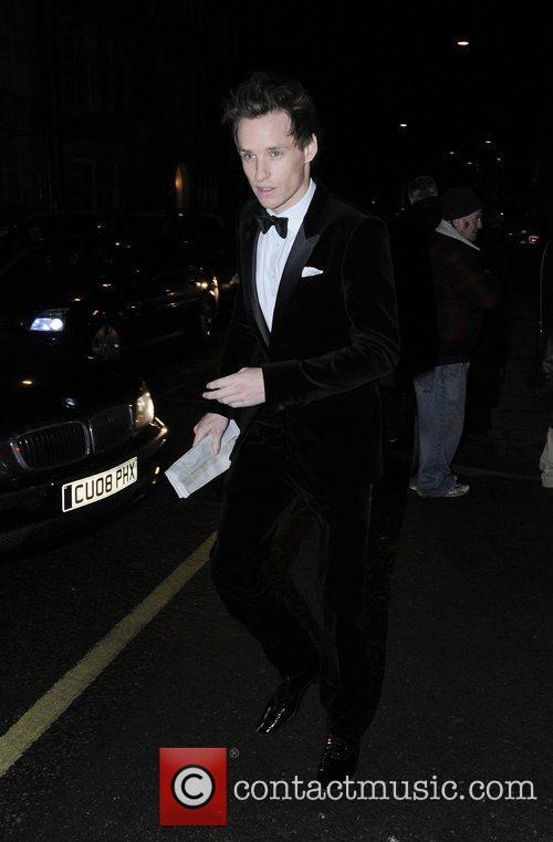 Eddie Redmayne,  Orange British Academy Film Awards...