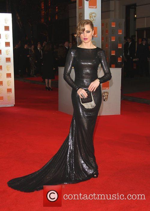 Melissa George Orange British Academy Film Awards (BAFTAs)...