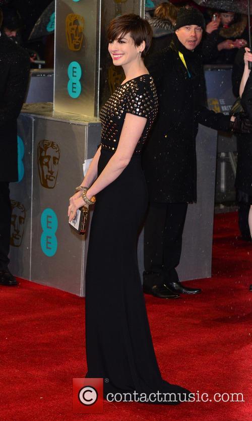 Anne Hathaway and British Academy Film Awards 5