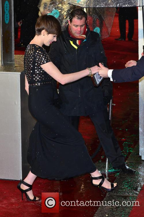 Anne Hathaway and British Academy Film Awards 6
