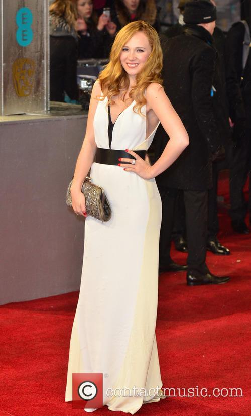 Juno Temple, BAFTAs Dress, 2013