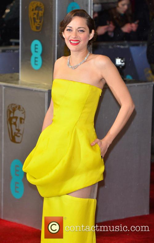 Marion Cotillard and British Academy Film Awards 7