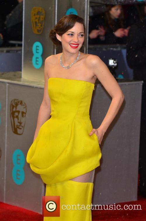 Marion Cotillard and British Academy Film Awards 4