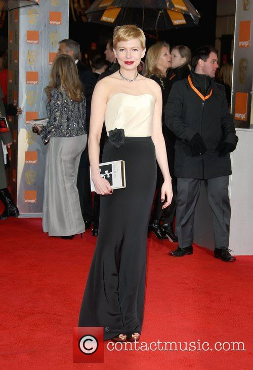 Michelle Williams and Bafta 2