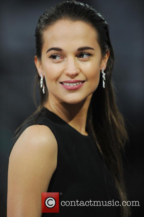 Alicia Wikander and British Academy Film Awards 2