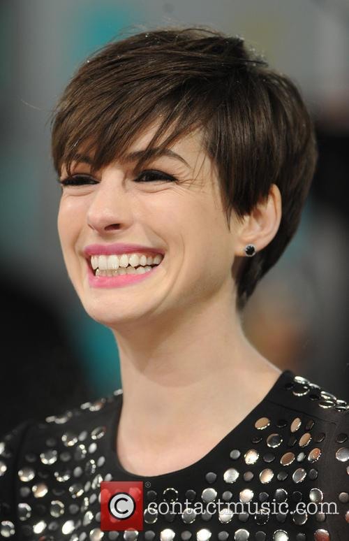 Anne Hathaway, British Academy Film Awards