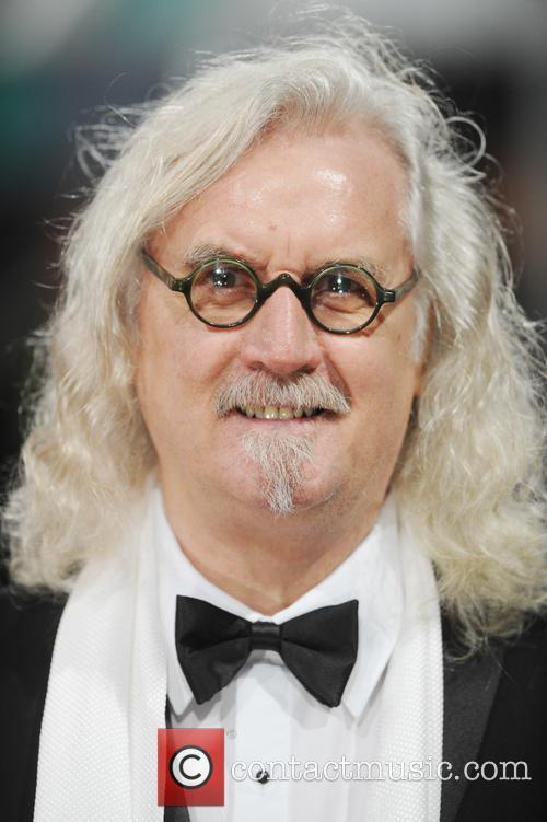 Billy Connolly BAFTAs