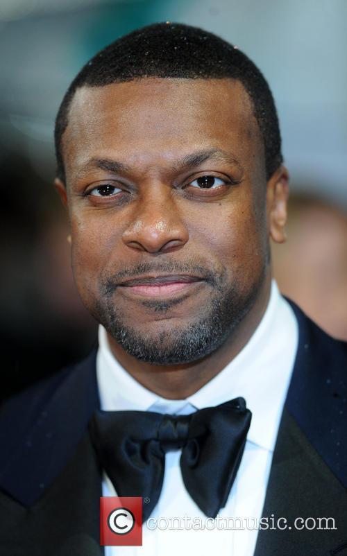 Chris Tucker The 2013 EE British Academy Film...