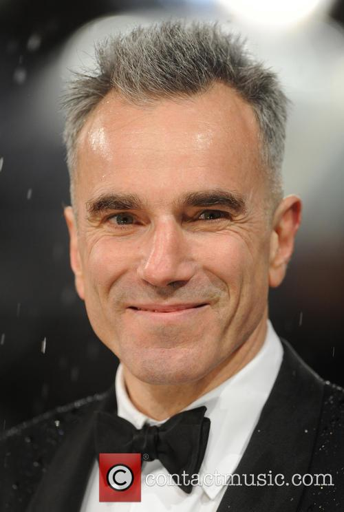 Daniel Day- Lewis The 2013 EE British Academy...