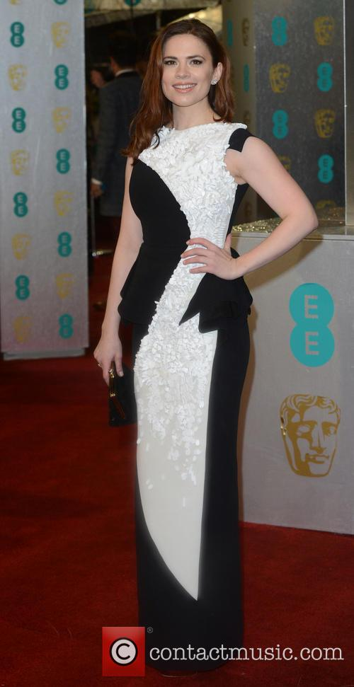 Hayley Atwell and British Academy Film Awards 11